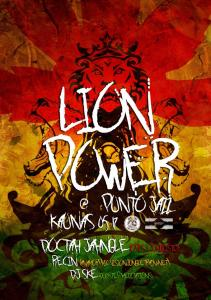 Lion Power // 05.17 // Punto Jazz
